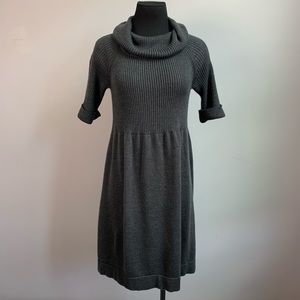 Ann Taylor loft wool blend sweater dress